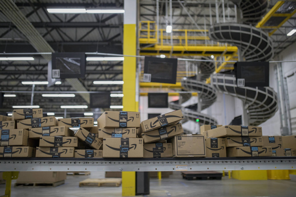 Featured photo for Spotlight On: Amazon Robotics and Fulfillment Center